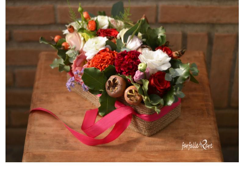 Sushi Flower creazione