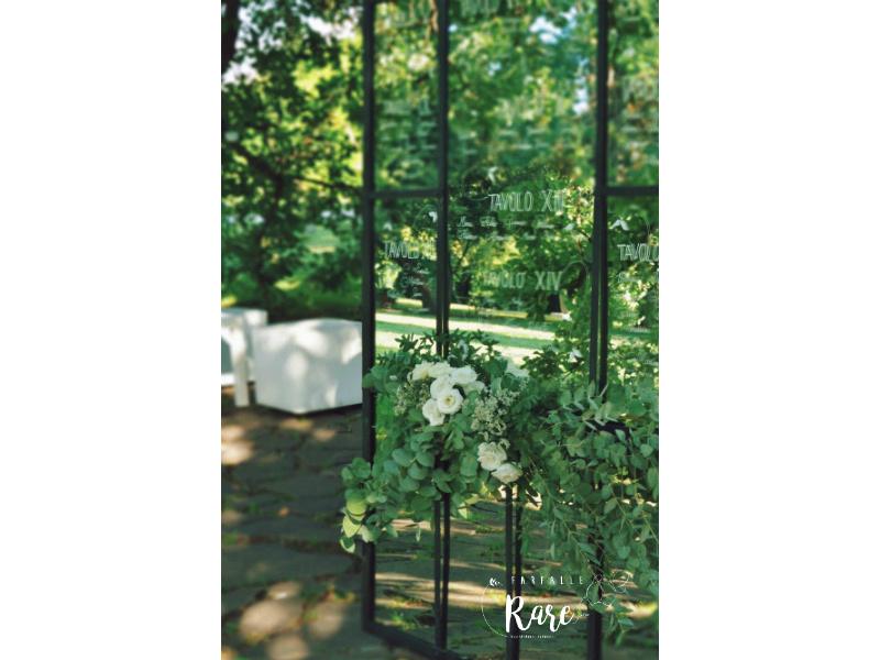 Eventi, allestimenti, composizioni di fiori per grandi ambienti e Matrimoni
