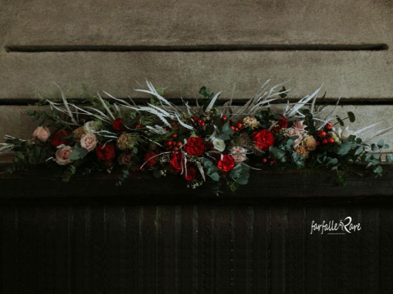 Idea: tavole imperiali, decorazione per balaustre