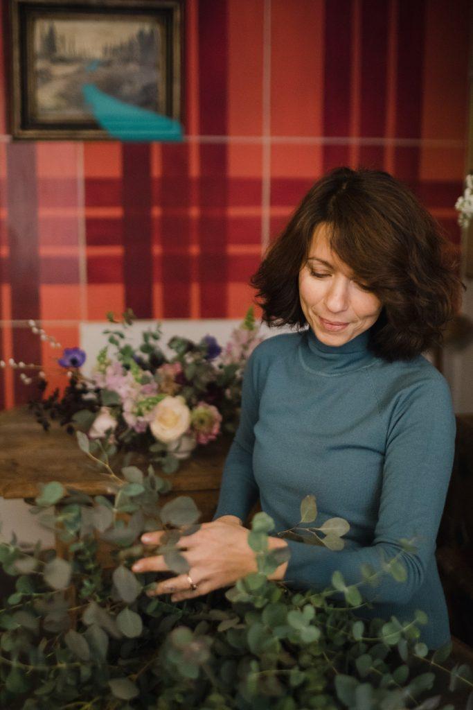 Barbara Santamato fiorista Bari